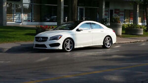 2014 Mercedes-Benz CLA250 coupé 4 portes