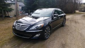 2013 Hyundai Genesis R Spec