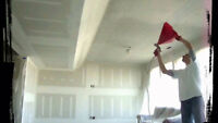 Popcorn Ceiling Removal (PCR)
