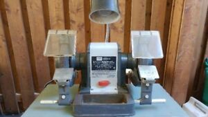 Craftsman ¾ HP Commercial 8 Inch Bench Grinder