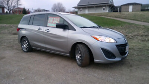 2012 Mazda5 in very good condition.