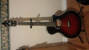 NEW Yamaha APX 500 III Electric Acoustic Cutaway