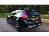 2018 Volvo V60 D6 AWD Twin Engine R-Design Lu Automatic Diesel/Electric Estate