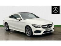 2018 Mercedes-Benz C Class C200 4Matic AMG Line Premium 2dr Auto Coupe Petrol Au