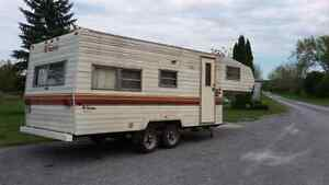 21 ft 5 th wheel excellent condition