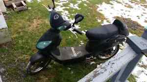Ecoped pulse electric scooter