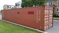 20' & 40' Shipping and Storage Containers - SeaCans on Sale