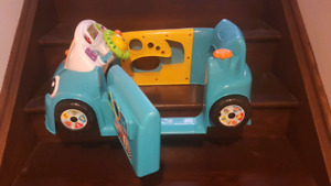 Fisher price Toddler indoor play car
