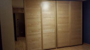 IKEA Sliding Door PAX Systems