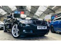 2007 BMW 1 Series 3.0 130i M Sport 5dr Hatchback Petrol Manual