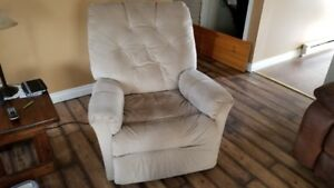 Power Recliner and Rocking Chair for Sale