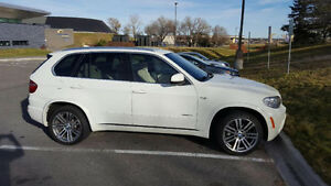2012 BMW X5 50I With M packageSUV, Crossover