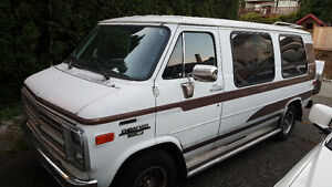 1991 Chevrolet G20 Van North Shore Greater Vancouver Area image 1