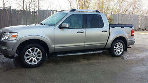 2008 Ford Explorer Sport Trac Limited SUV, Crossover