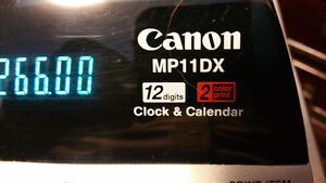 Canon printing Calculators. $40 each. Your choice.
