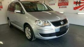 image for Volkswagen Touran 1.4 TSI auto 7 seater silver jap import 4.5 grade 13k miles
