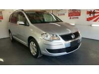 Volkswagen Touran 1.4 TSI auto 7 seater silver jap import 4.5 grade 13k miles