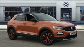 image for 2018 Volkswagen T-Roc 1.5 TSI EVO Design 5dr Petrol Hatchback Hatchback Petrol M