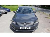 2011 Volkswagen Passat 2.0 TDI BlueMotion Tech SE 4dr