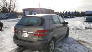 SAFETIED-2008 Mercedes B200-4 cyl Fully Loaded