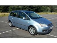 FORD CMAX 1.8TDCI 1 FORMER KEEPER WITH FULL SERVICE HISTORY