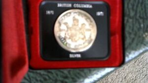 1971 CANADIAN SILVER DOLLAR
