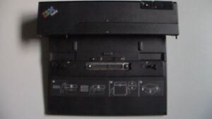 IBM ThinkPad Port Replicator II 2 Docking Station - 74P6734