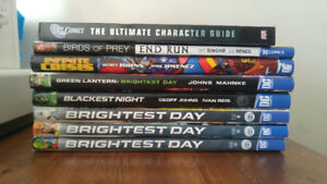 DC Comics Collections - Infinite Crisis, Brightest Day, etc.