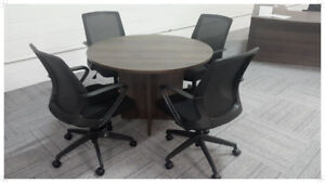 Boardroom, conference, meeting tables from $185.00