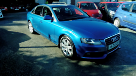 2011 Audi A4 SE TDi 4 Door MOT 08/12/2021 Clean car great Driver