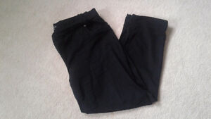 Black Penningtons pants size plus  (20)