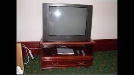 TV and set top box