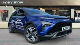 image for 2021 Hyundai Bayon 1.0 TGDi [120] 48V MHEV Ultimate 5dr Petrol Hatchback Hatchba
