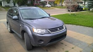 2009 Mitsubishi Outlander SUV, Crossover very low kms