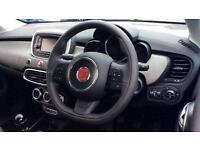 2016 Fiat 500X 1.4 Multiair Cross 5dr Manual Petrol Hatchback