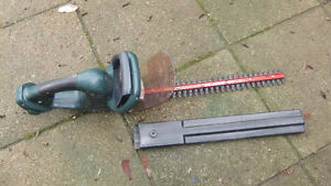 yardworks electric 20inch hedge trimmer