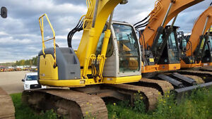 2006 Kobelco SK135 Excavator up for AUCTION