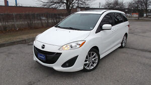 2012 Mazda Mazda5 GT Minivan - 6 PASSENGER - NO ACCIDENTS