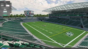 Saskatchewan Roughriders Tickets For Sale