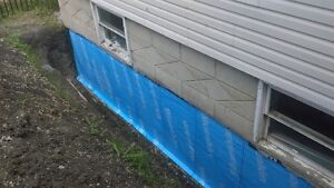 Attn: Property Mgrs -  I repair concrete foundation cracks Edmonton Edmonton Area image 4