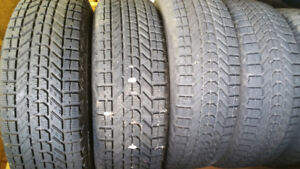 215-70 R16 Firestone winter tire