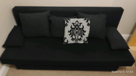Sofa Bed With Storage plus Pillow Cushions