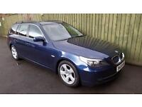 BMW 520d SE Touring. HIGH SPECIFICATION. FSH. WARRANTY.