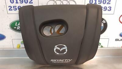 MAZDA 2 MK4 DJ 2014- 1.5 SKYACTIVE ENGINE COMPARTMENT COVER TRIM PANEL P501102F1