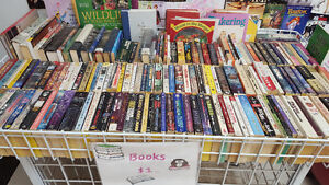 BOOKS @ CHUMLEIGHS $1 INCLUDING TAX