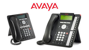 Avaya IP Office R10 ESSENTIAL EDITION 4x6x2 with 4 1408 phones