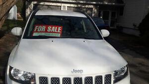 2015 Jeep Compass SUV, Crossover