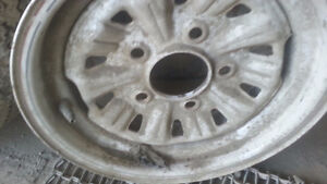 """12 """" RIMS AND TIRE London Ontario image 1"""