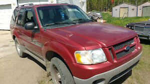 2001 Ford Explorer Coupe (2 door)
