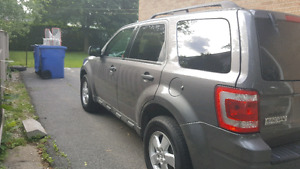 ford escape full xlt 2011